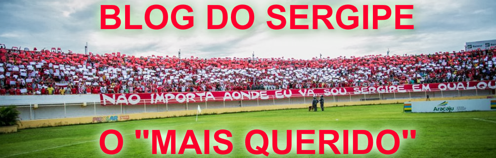 "BLOG DO SERGIPE - O BLOG ""MAIS QUERIDO"" DO ESTADO"