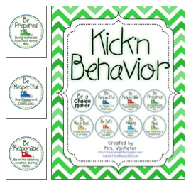 http://www.teacherspayteachers.com/Product/Sneaker-Classroom-Behavior-1269679