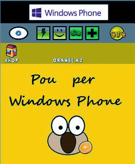 ] Ecco Pou per Windows Phone compatibile sui Nokia Lumia gratis