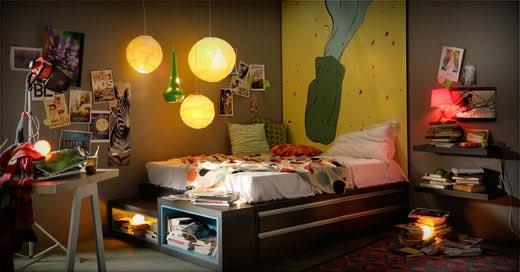 Dormitorios juveniles para adolescentes de 12 a os 13 a os for Dormitorio anos 60