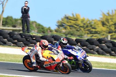 Marc Marquez: MotoGP Itu Seperti Obat