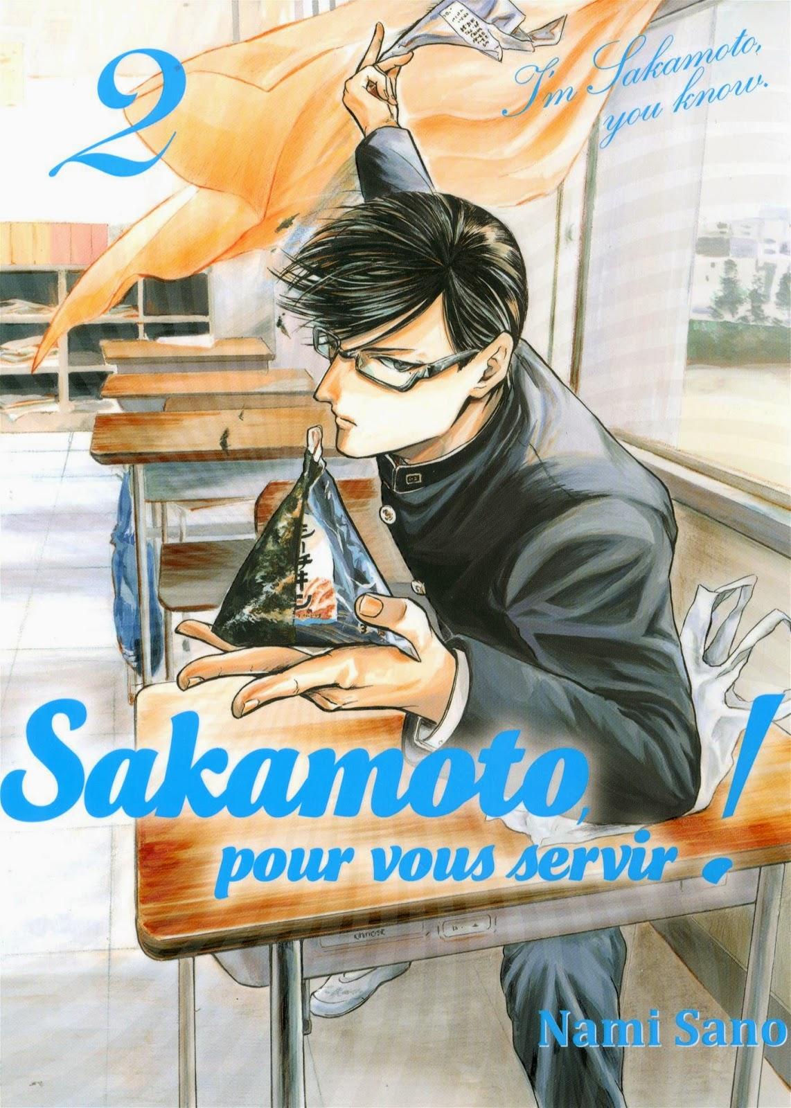 Sano, Nami - Sakamoto pour vous servir !