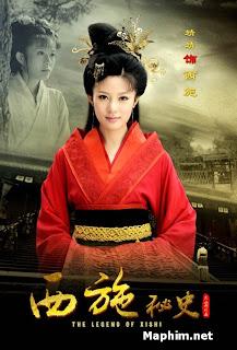 Tây Thi Bí Sử  - The Legend Of Xishi