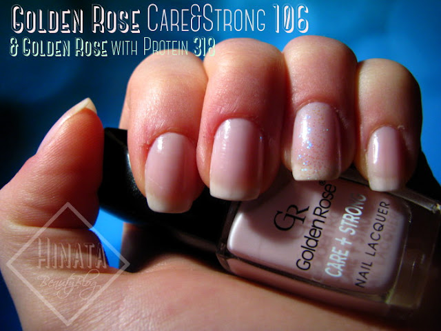 Golden Rose Care + Strong 106 & with Protein 318