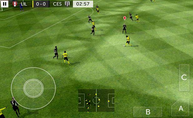 First Touch Soccer 2015 v2.09  Mod APK DATA