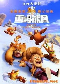 Gấu Bự Núi Tuyết - Boonie Bears: Mystical Winter