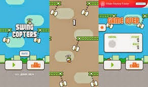 Tai Game Swing Copters moi nhat mien phi cho mobile