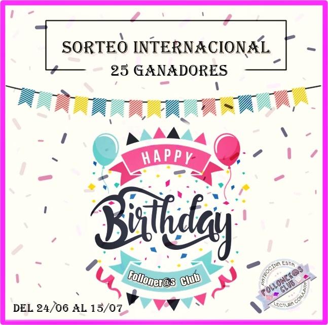 Sorteo aniversario