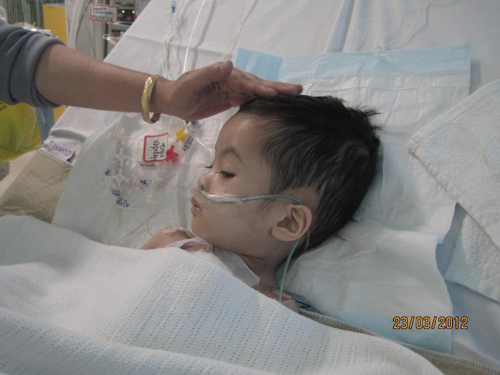 bahaya tifus [ada anak