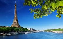 La Torre Eiffel En Par Francia - Monumentos Del Mundo