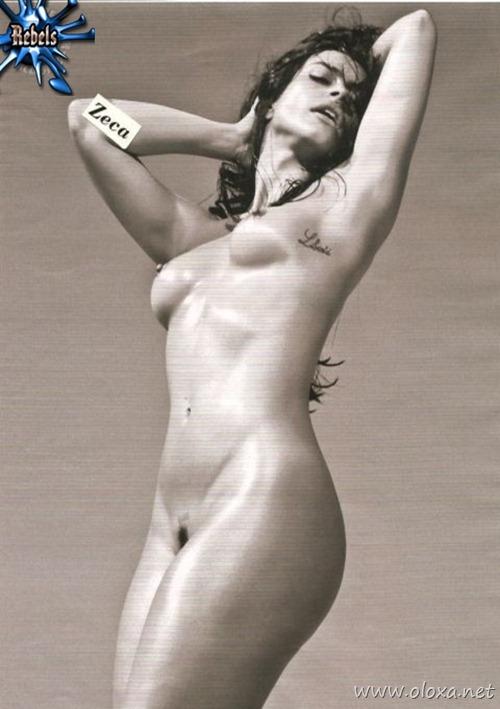 Ensaio sensual pra revista no dia 25