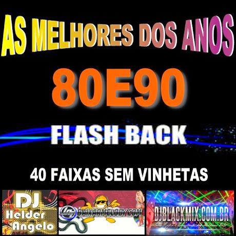 CD As melhores dos anos 80 e 90 internacional