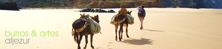 donkey hiking & trekking algarve