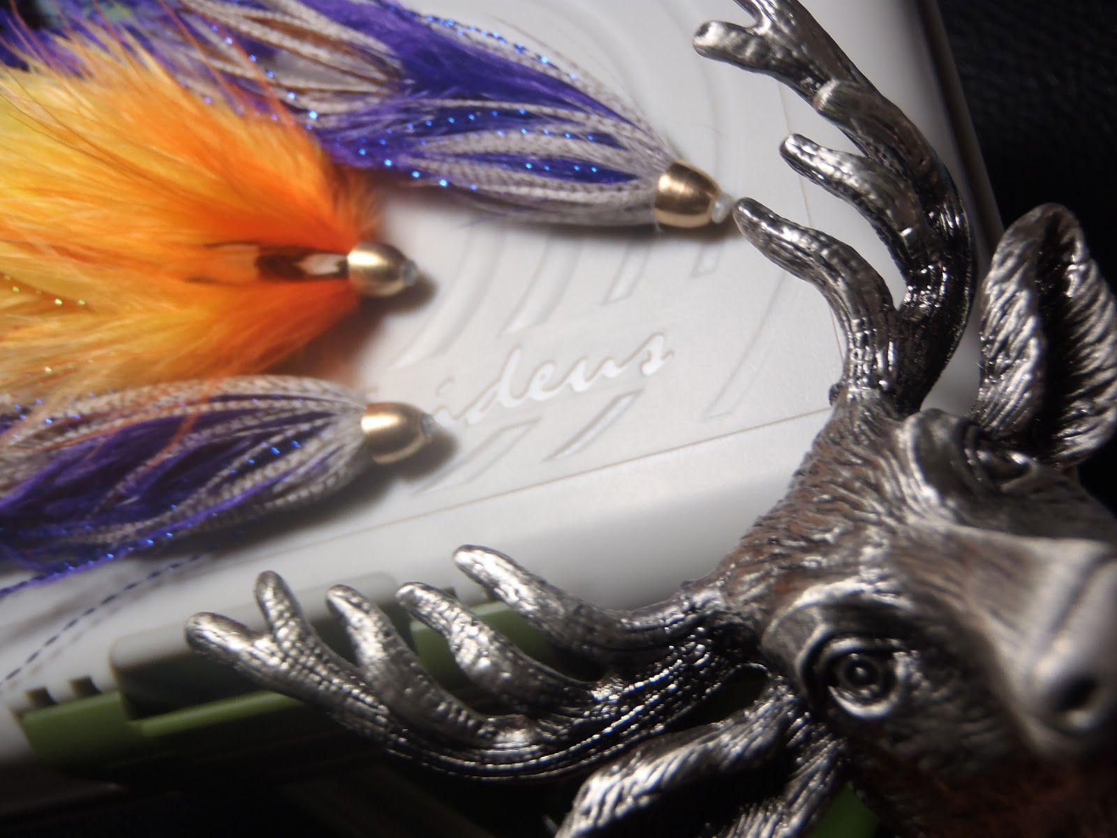 Irideus fly fishing products irideus steelhead fly for Steelhead fishing gear