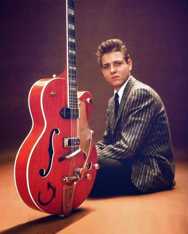 Eddie Cochran - The Eddie Cochran Box Set