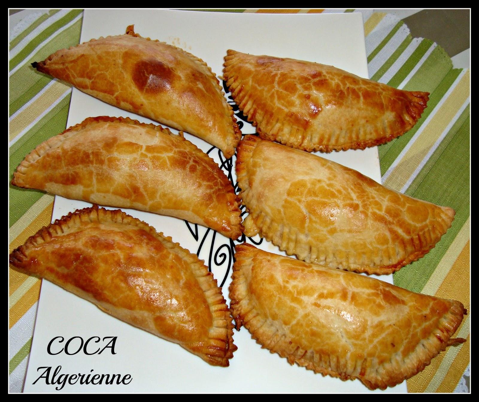 La Cuisine Algerienne: RAYAN DELICES: Coca Algerienne