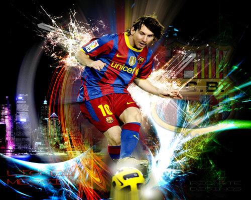 Messi Pic 2012