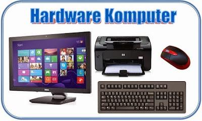 contoh hardware komputer