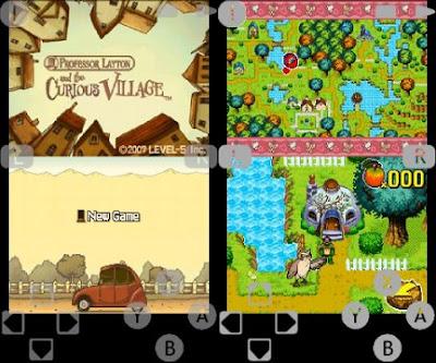 nds4droid v1.3 Nintendo DS Emulator