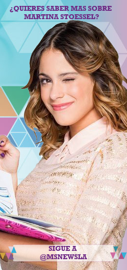 Martina Stoessel Source