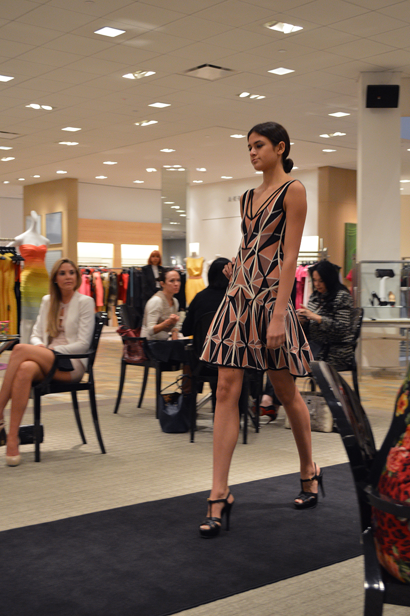 herve leger spring summer 2013 preview photographed by fashion blogger anais alexandre of down to stars
