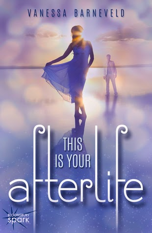 Q+A with Vanessa Barneveld Author of young adult paranormal romance novel This Is Your Afterlife