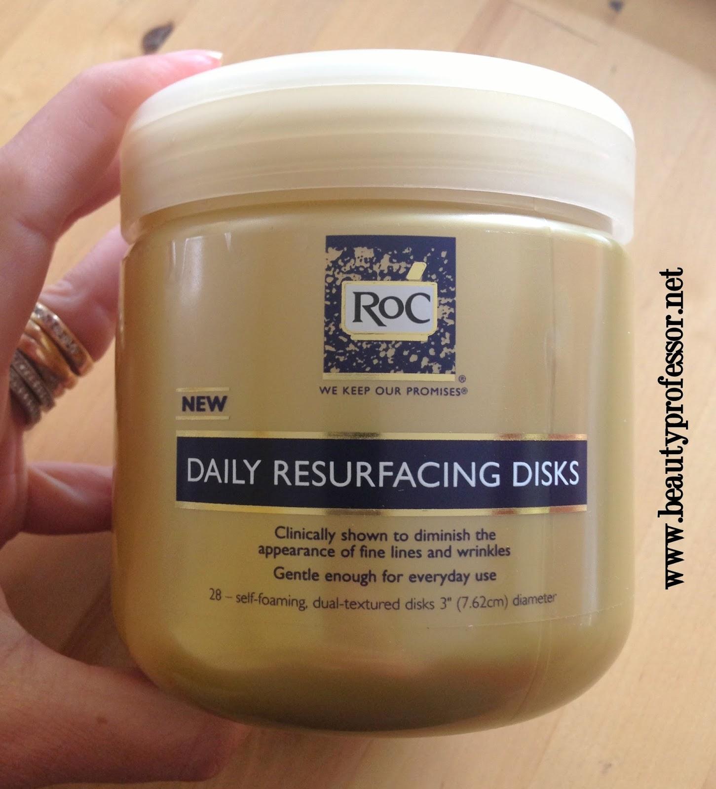 Beauty Professor: RoC Ambassador Musings...Products I Love, a ...