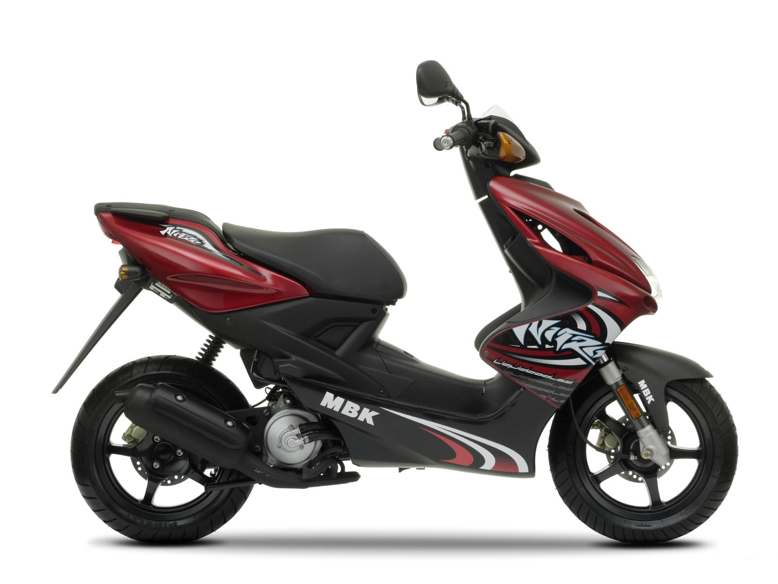2009 mbk nitro scooter picture specifications insurance information. Black Bedroom Furniture Sets. Home Design Ideas