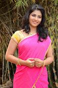 kruthika jayakumar half saree stills-thumbnail-2