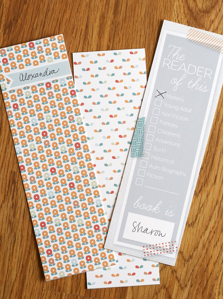 It is a photo of Superb Free Bookmarks to Print