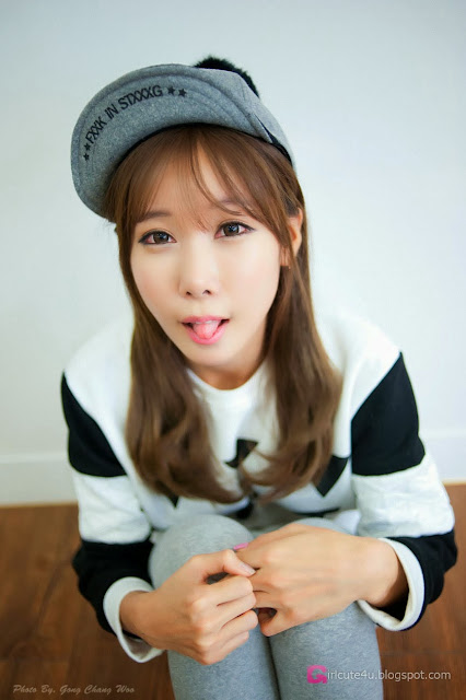 5 Lovely Cheon Bo Young - very cute asian girl-girlcute4u.blogspot.com
