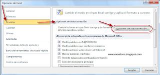 Detener la creación automática de hipervínculos en Excel.