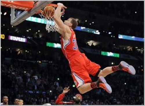 Slam Dunk Contest 2011 Video, Blake Griffin, Slam Dunk Contest
