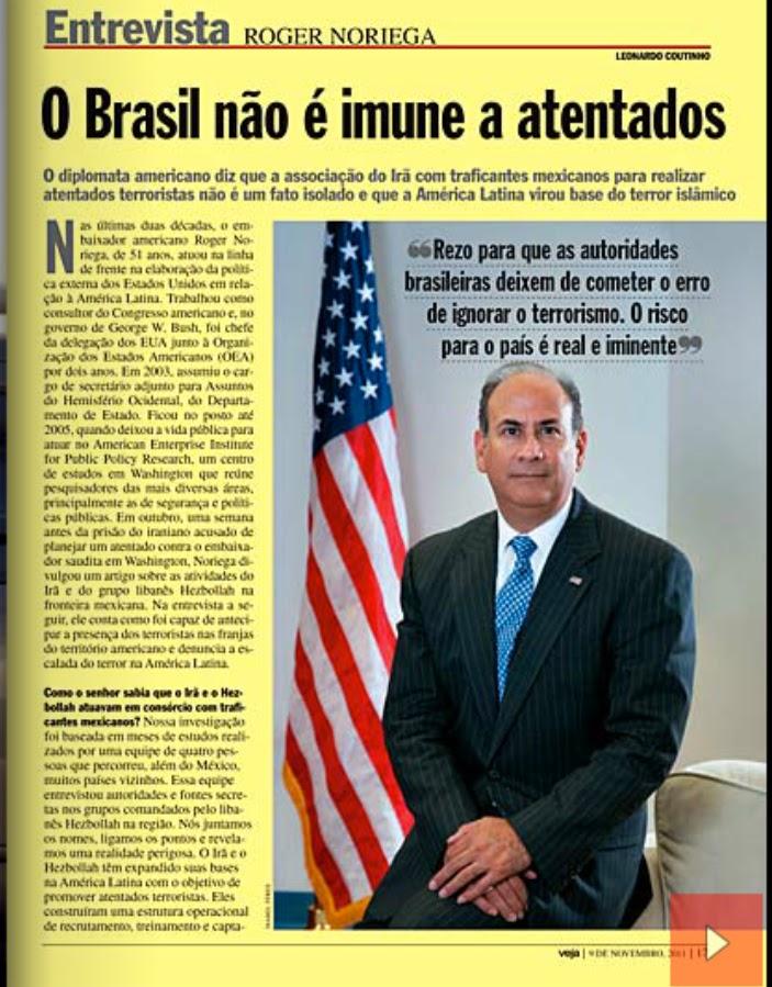 Rafik Responde Ao Islam Riscos De Atentados Em 2014 No Brasil