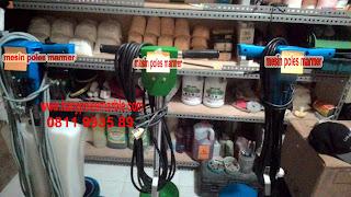 harga mesin poles/polisher marmer