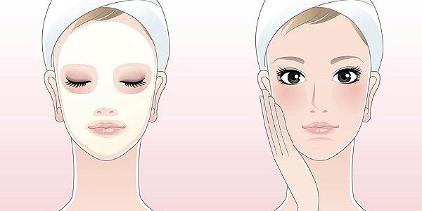 mascara de pele
