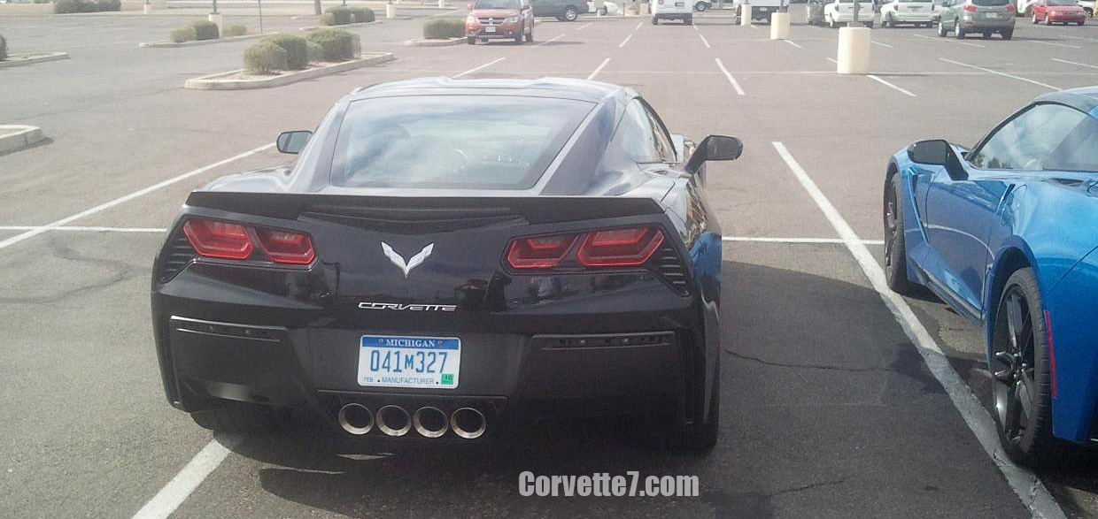 2014 corvette Stingray Wallpaper 20