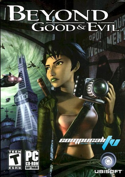 Beyond Good & Evil PC Full Español
