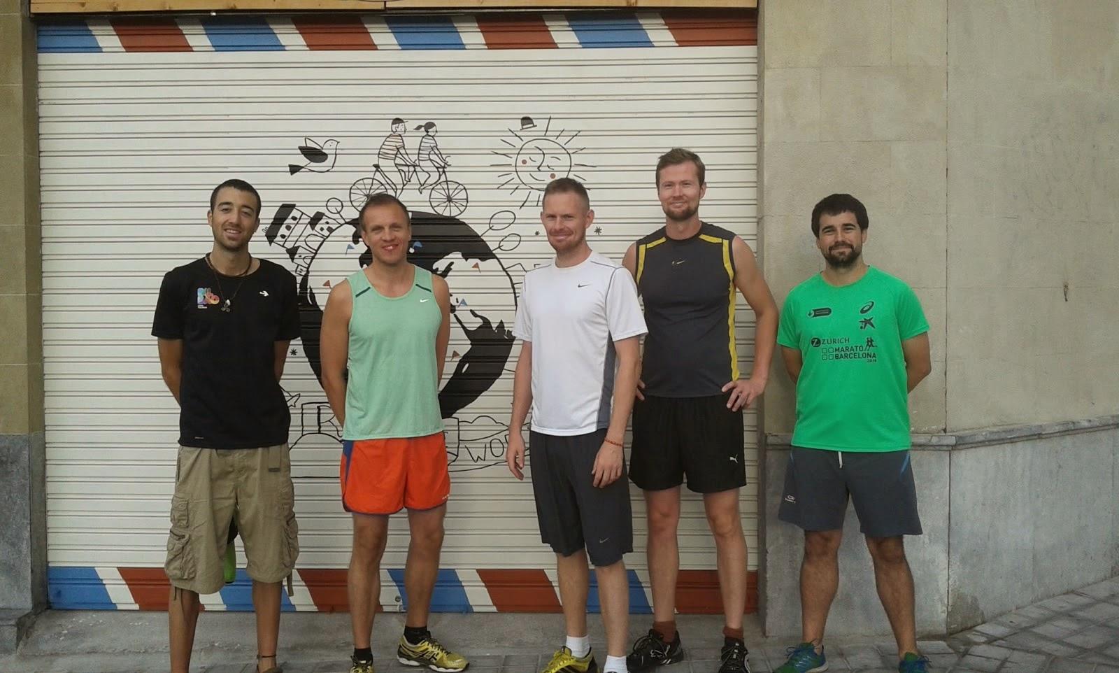 Running Tours Bilbao