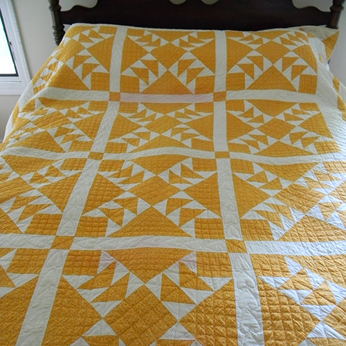Wild Goose Chase Quilt