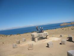 table de cérémonies et sacrifices, on a choisi Nil