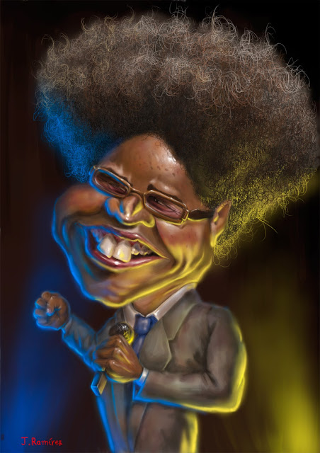 New caricature / illustration