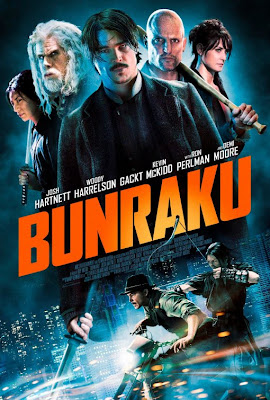 Watch Bunraku 2011 BRRip Hollywood Movie Online | Bunraku 2011 Hollywood Movie Poster