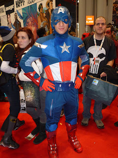 Comic Con 2012 _ Captain America - by MK Metz