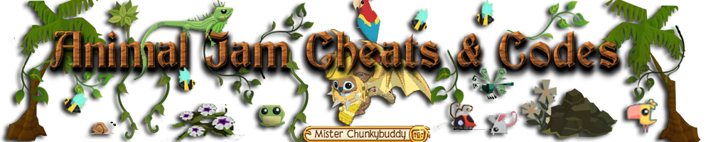 Animal Jam Cheats and Codes | Animal Jam Codes 2013 | Animal Jam News