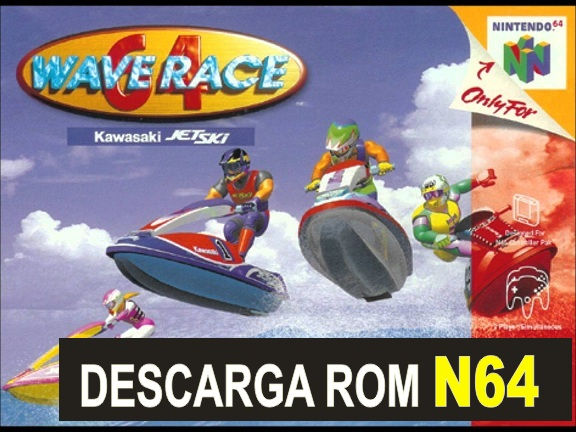 Wave Race 64 n64 descarga rom