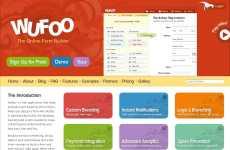 Wufoo: crear formularios online gratis