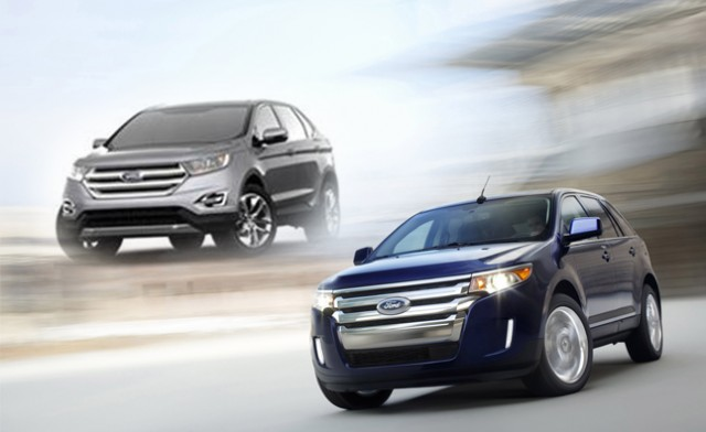 Leaked 2015 Ford Edge Image