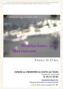 Meditaciones en Movimiento
