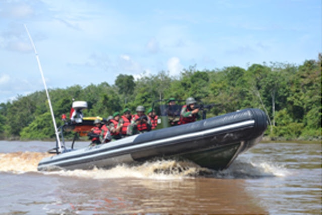 KMC Rigid Bouyancy Boat (RBB)